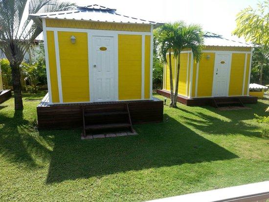 Hostal Casa Amarilla : cabins