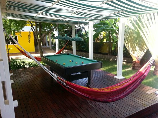 Hostal Casa Amarilla: pool