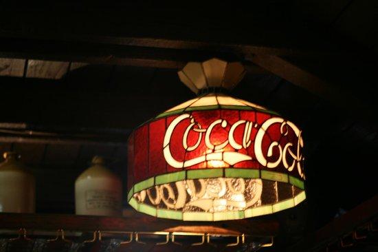 Cow Restaurant: Au bar