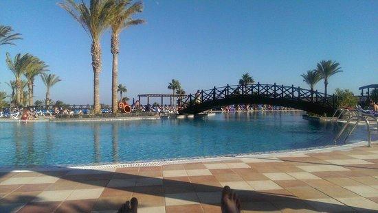 Occidental Jandia Mar: Pool.