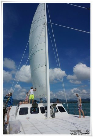 Phuket Catamaran Day Trip