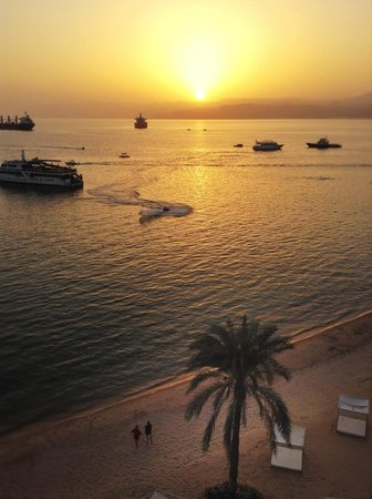 Kempinski Hotel Aqaba Red Sea: Room with a view