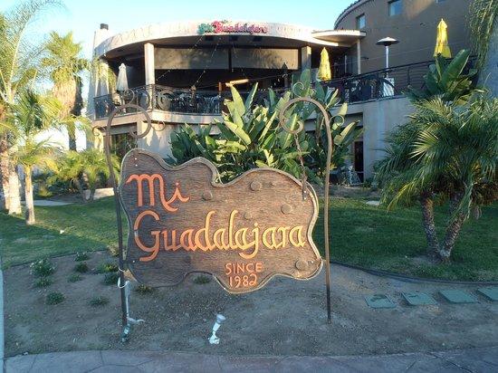 Mi Guadalajara Mexican Restaurant Escondido Menu