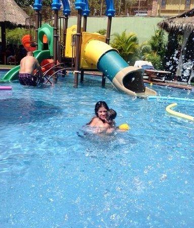 The Kingdom Resort & Spa: me & my baby...