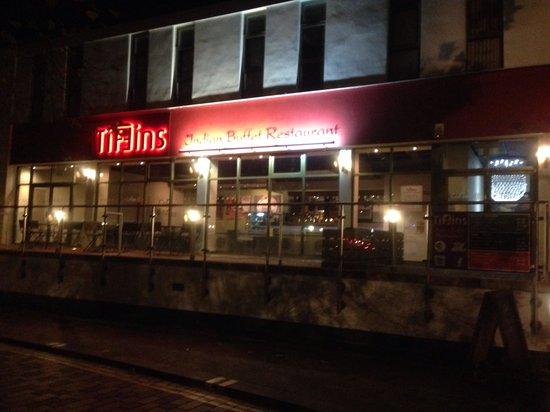 Tiffins Merthyr Tydfil 26 High St Restaurant Reviews