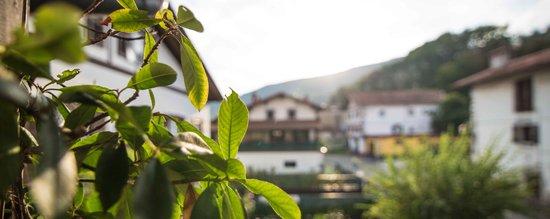 Hotel Rural  & Spa Atxaspi: alojamiento Bertiz