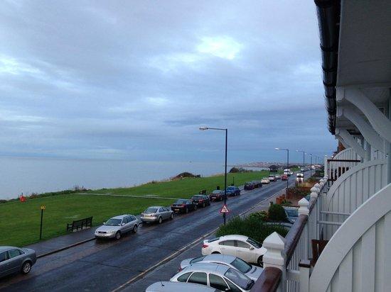 The Marine Hotel: nice view