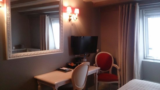 BEST WESTERN Saint Martin Bastille: 502号室