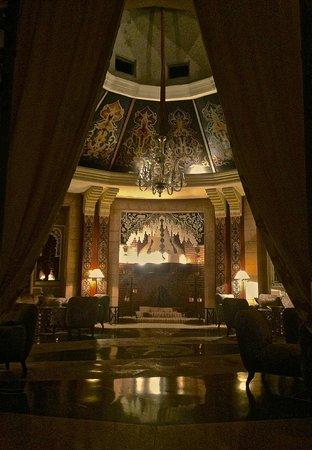 La Gazelle d'Or : One of the impressive lobbies