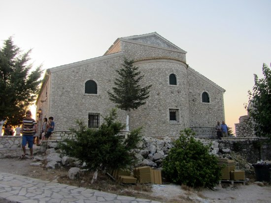 Pantokrator - Picture of Mount Pantokrator, Corfu ...