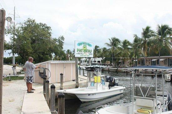 Big Pine Key Boat Rental At Big Pine Key Fishing Lodge
