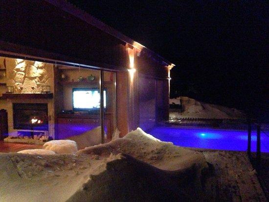 Casas del Sur Lodge: Casa spa