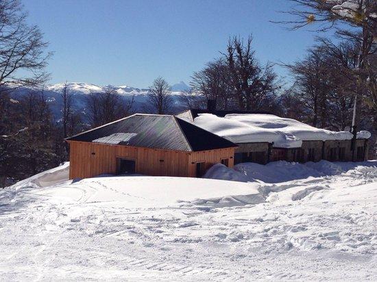 Casas del Sur Lodge: Invierno