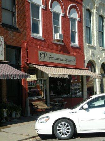 CJ's Family Restaurant