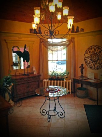 Inn at Laurita Winery: Charming, warm welcome!