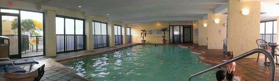 Sea Crest Oceanfront Resort : main indoor pool