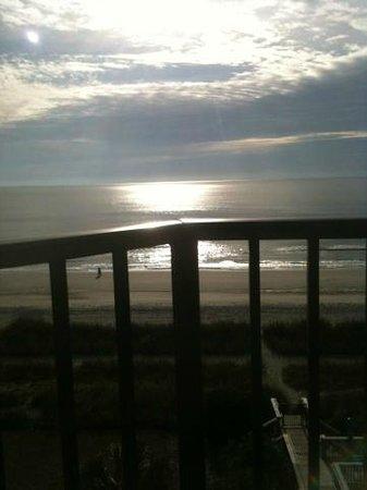 Ocean Park Resort, Oceana Resorts: View from 5th floor, stunning.