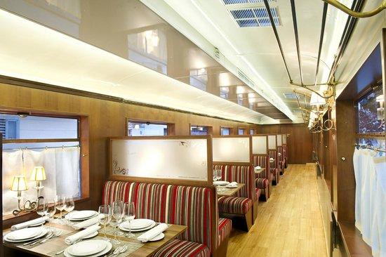 Restaurante El Vagon