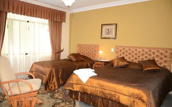 Hotel Casa Del Rio Guayas: habitación