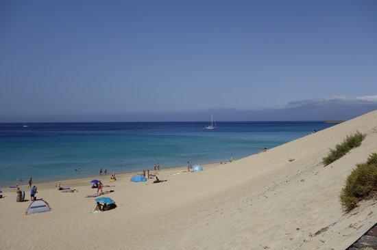 Sensimar Calypso Resort & Spa: Super Strand