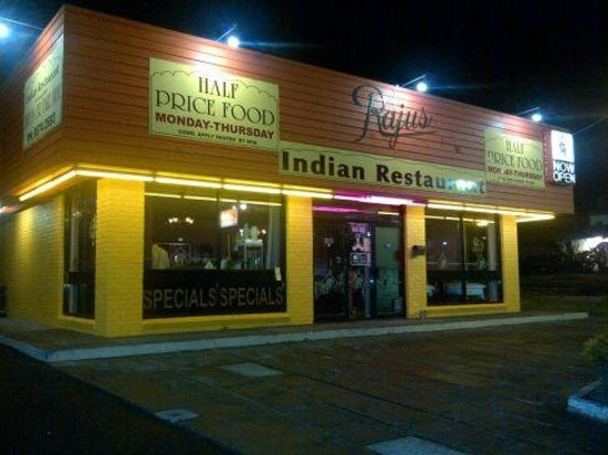 Indian Restaurant Dandenong Road