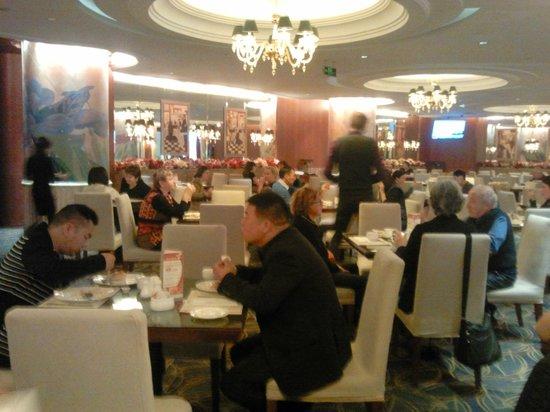 ริทาน อินเตอร์เนชั่นแนล โฮเต็ล: Завтрак в ресторане