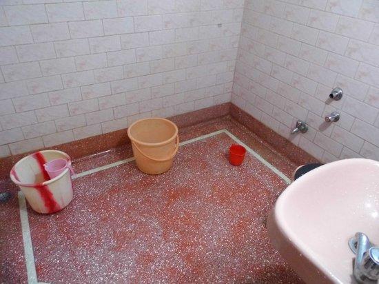 Kochar's Hotel Marudhar Heritage: Bath