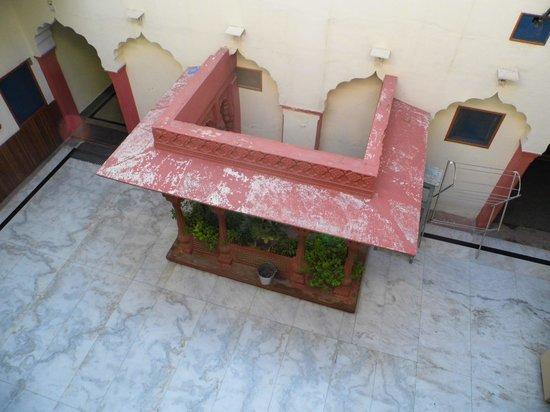 Kochar's Hotel Marudhar Heritage: Corridor