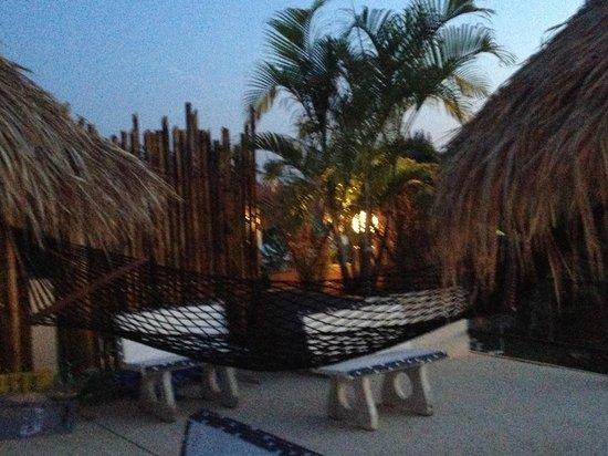 Jaidee Resort: On the roof