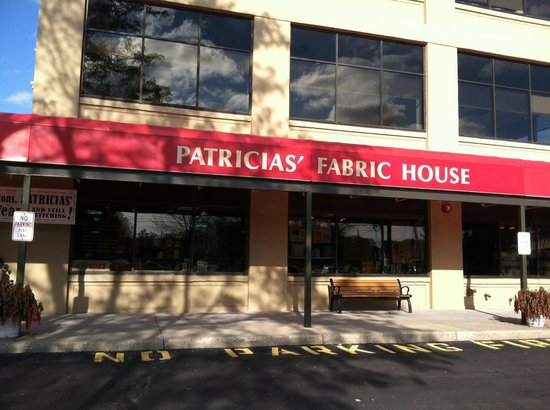 ‪‪East Rochester‬, نيويورك: Patricias' Fabric House‬