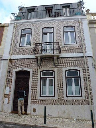 Casa Amora Guesthouse: Facade