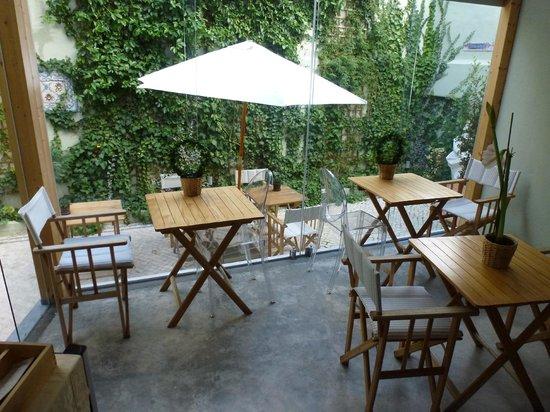 Casa Amora Guesthouse: Salle à manger