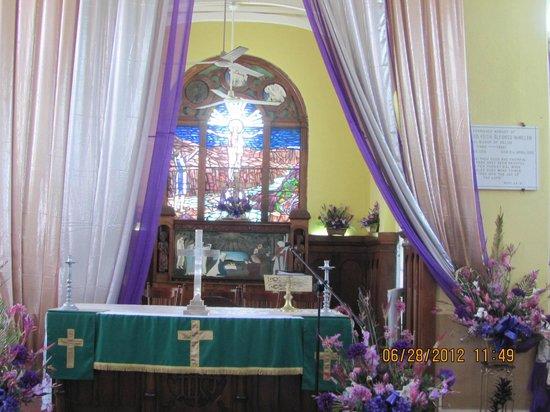 Belize Tourism Village: St John's Cathedral