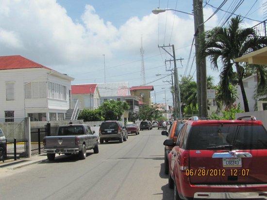 Belize Tourism Village: Downtown Belize City