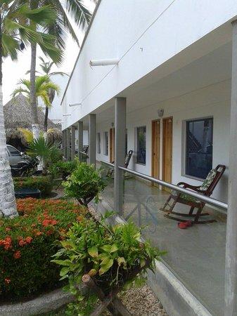 Hotel La Fragata: Habitaciones