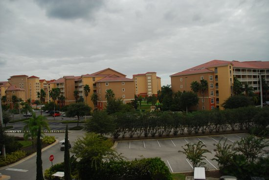 Westgate Town Center Resort & Spa: View of the other blocks