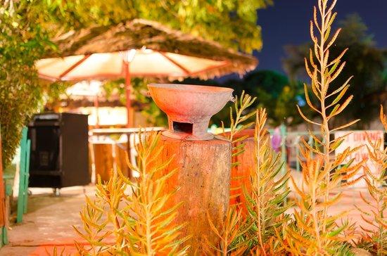 Xanadu Tropical Resort: Xanadu at night