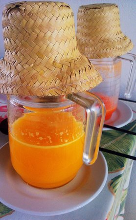 Pousada Colonial : Juice