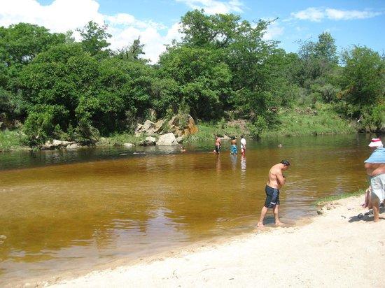Cosquin, Argentina: Balneario Puente Zuviria