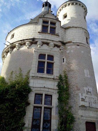 Château de Chenonceau : tour des Marques