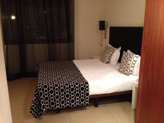 Up Suites Bcn: Master bedroom
