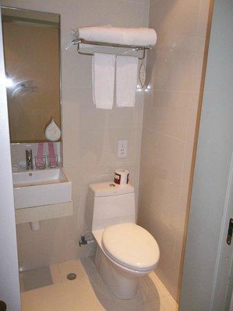Citadines Ashley Hongkong : Bathroom