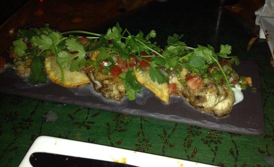 Bin 941 Tapas Parlour: Oyster dish
