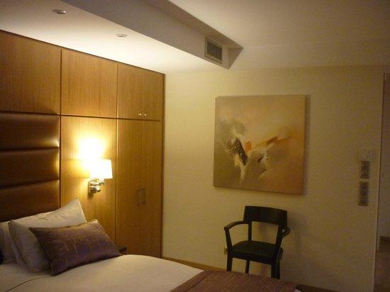 Hotel Bristol : décoration