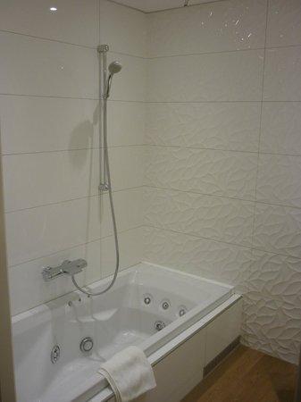 Hotel Bristol : baignoire