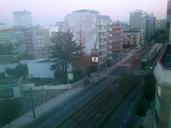Cliphotel: Room view I