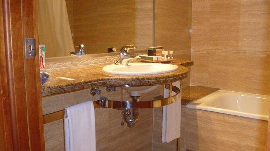 Hotel Delfin : bagno