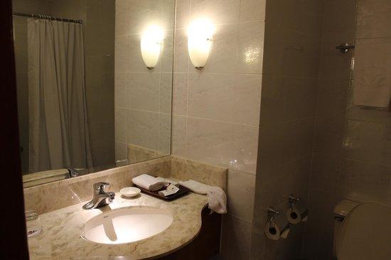 City Garden Hotel Makati : bathroom