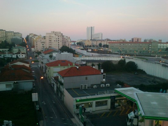 Cliphotel: Room view II