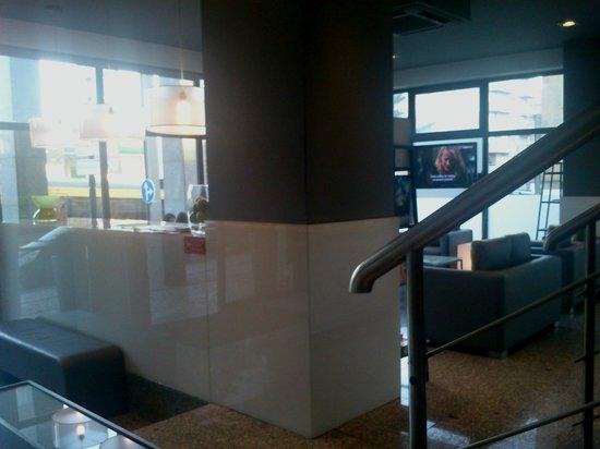 Cliphotel Gaia Porto: Lobby